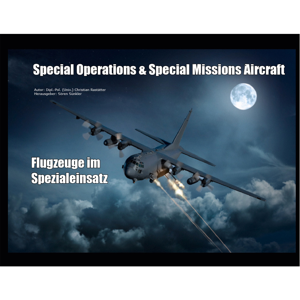 Buch Special Operations & Special Missions Aircraft