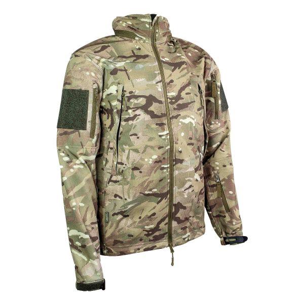 Highlander Jacke Softshell Tactical HMTC