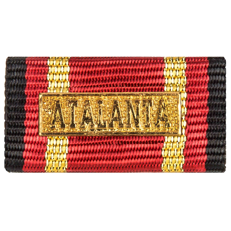 Ordensspange Auslandseinsatz ATALANTA gold