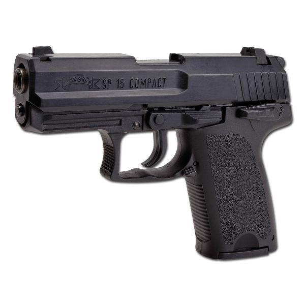 Pistole SP15 Compact schwarz