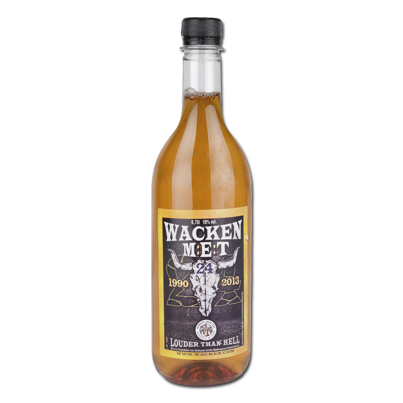 Wacken Met PET-Flasche 0.75 l