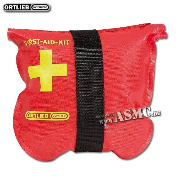 First Aid Kit Ortlieb small mit Inhalt