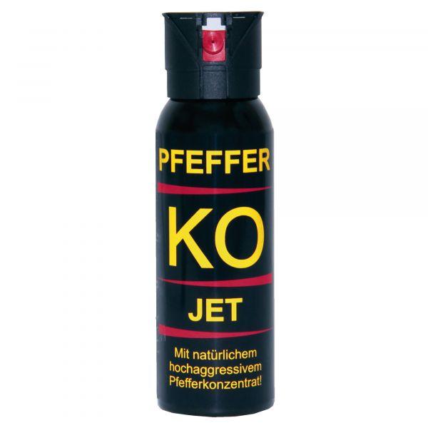 Pfefferspray KO Jet Sprühstrahl 100 ml