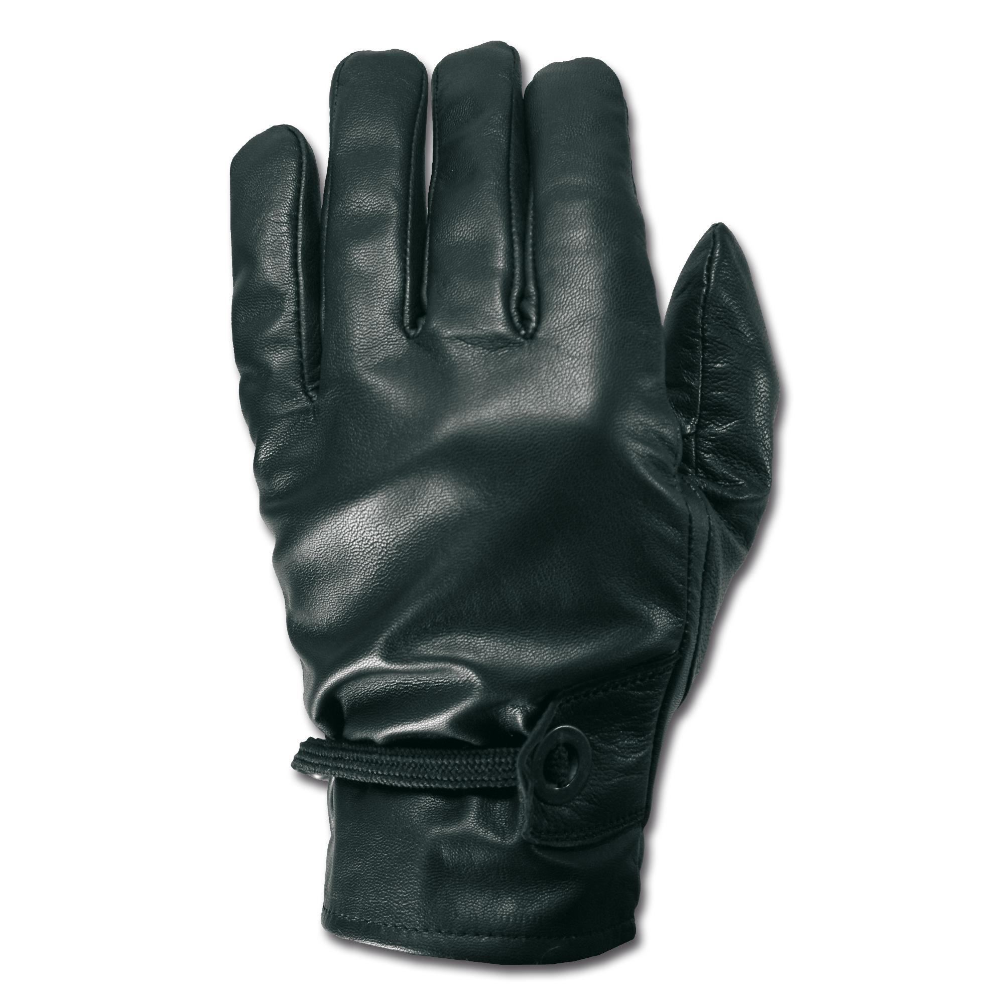 Western Handschuhe schwarz