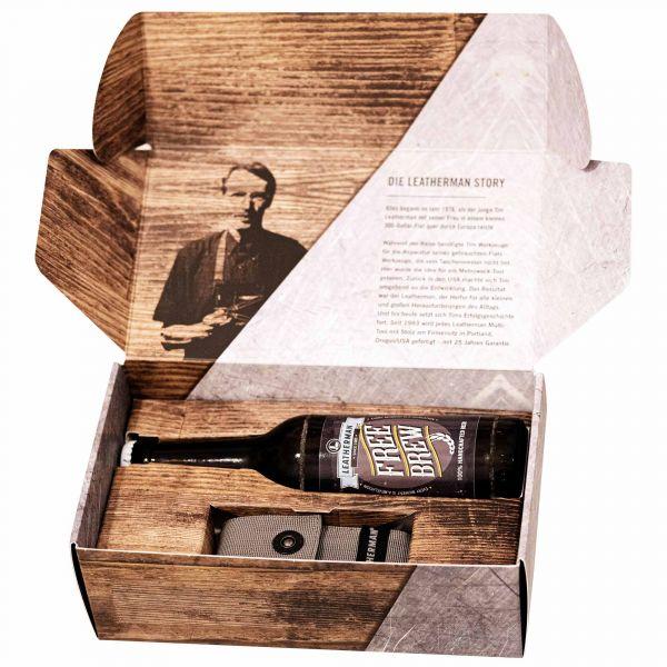 Leatherman Multitool Vatertagsgeschenkbox