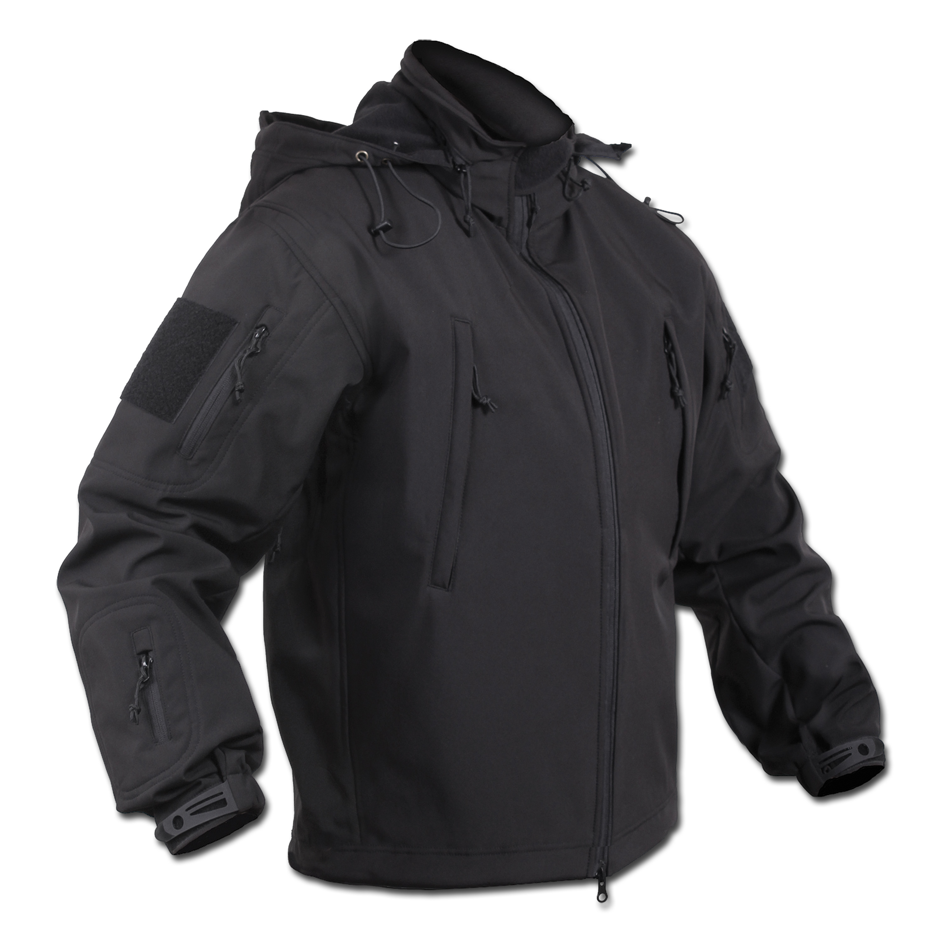 Softshell Jacke Rothco Concealed Carry schwarz