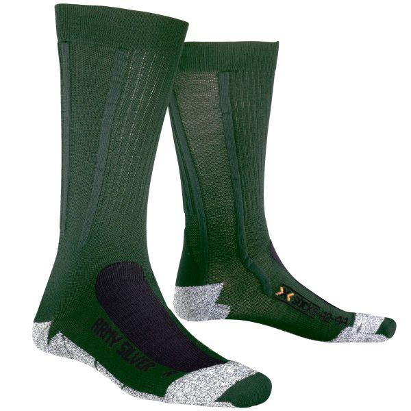 X-Socks Socken Army Silver Long