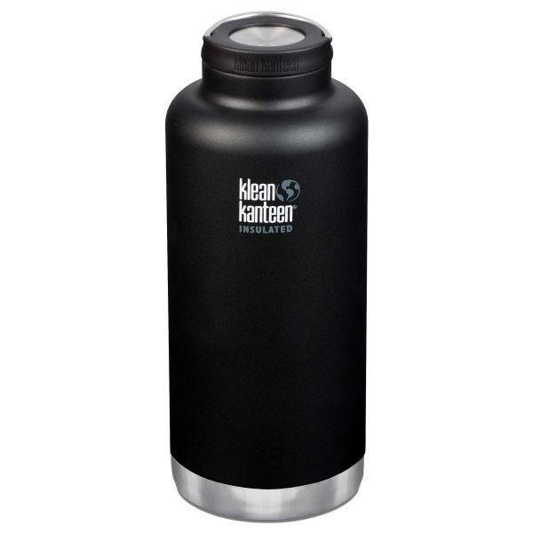 Klean Kanteen Trinkflasche TK Wide VI shale black 1900 ml