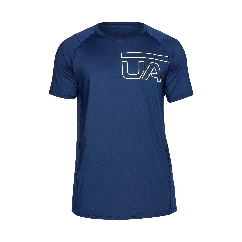 Under Armour Shirt Raid 2.0 Graphic blau
