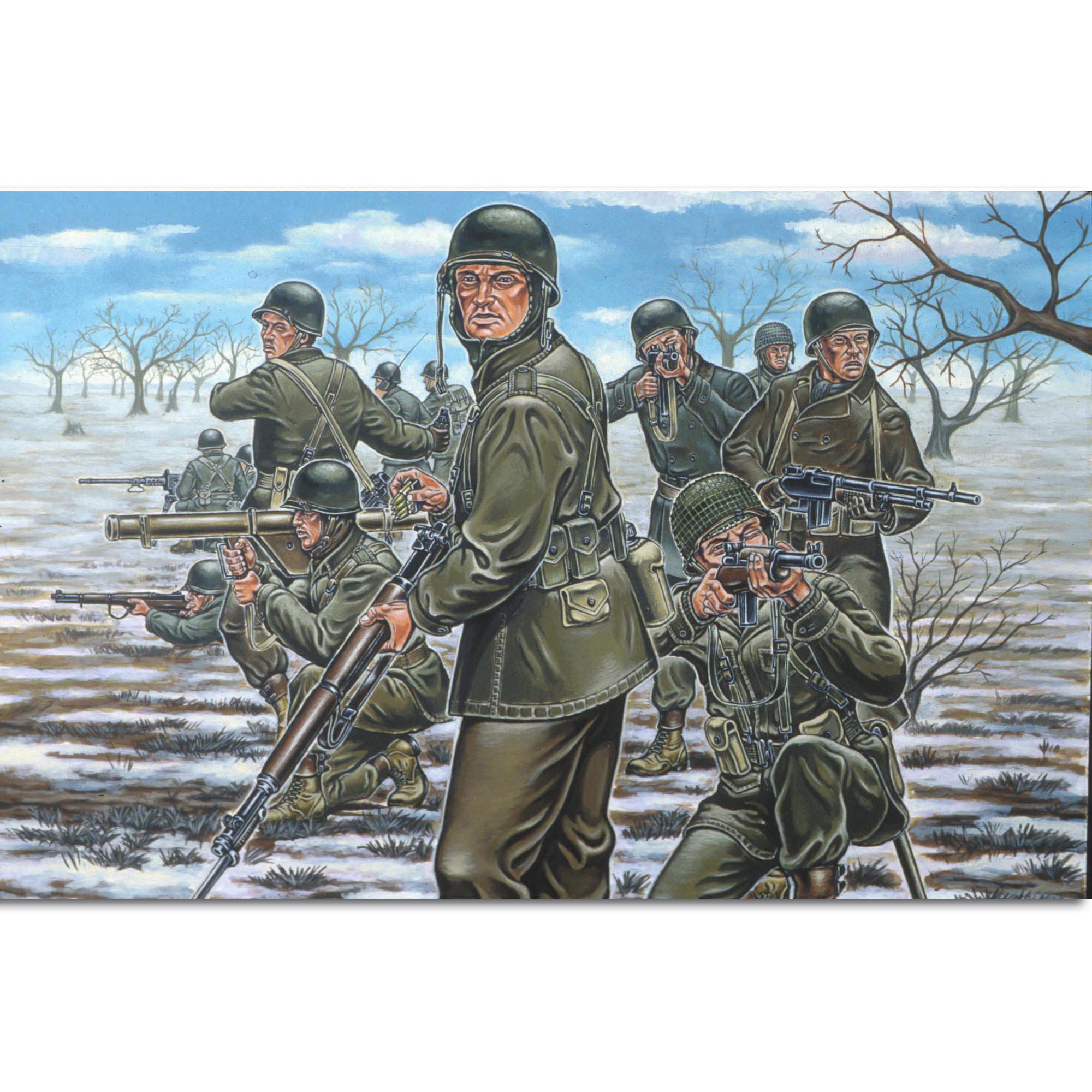 Revell US-Infanterie WW II