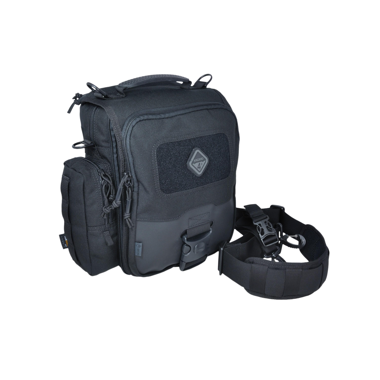 Hazard 4 Kato Mini-Messenger schwarz