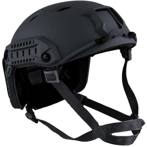 US Helm FAST- Fallschirmjäger schwarz