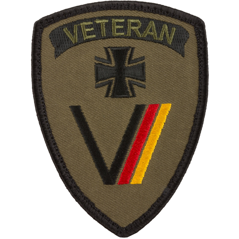 Café Viereck Patch Veteran