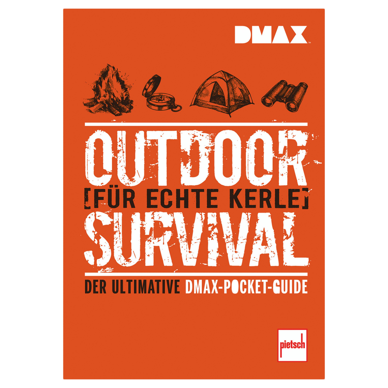 Buch DMAX Outdoor-Survival für echte Kerle