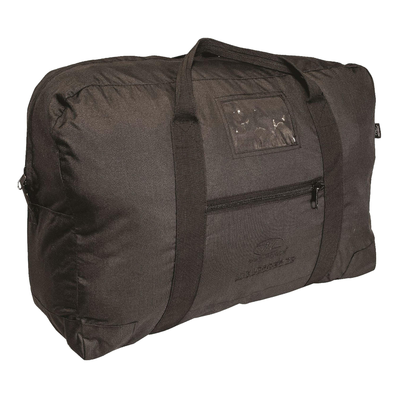 Highlander Reisetasche Lite Loader 70L schwarz