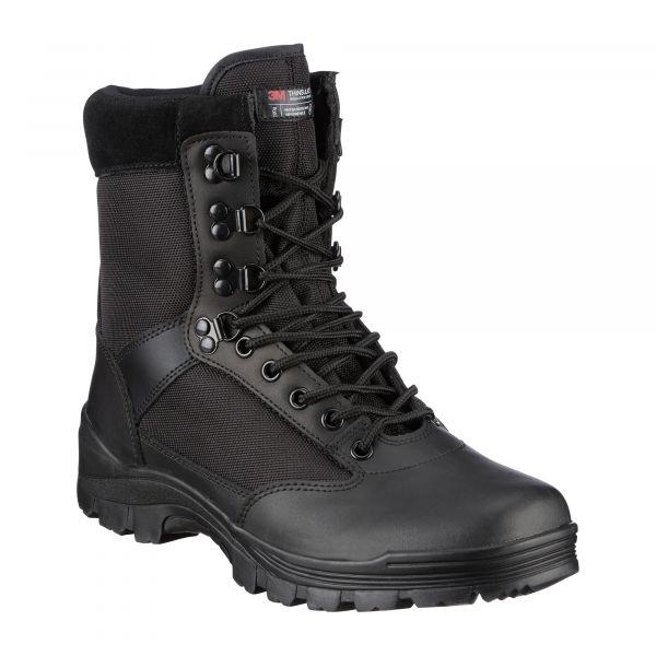 SWAT Boots ZIP Mil-Tec schwarz