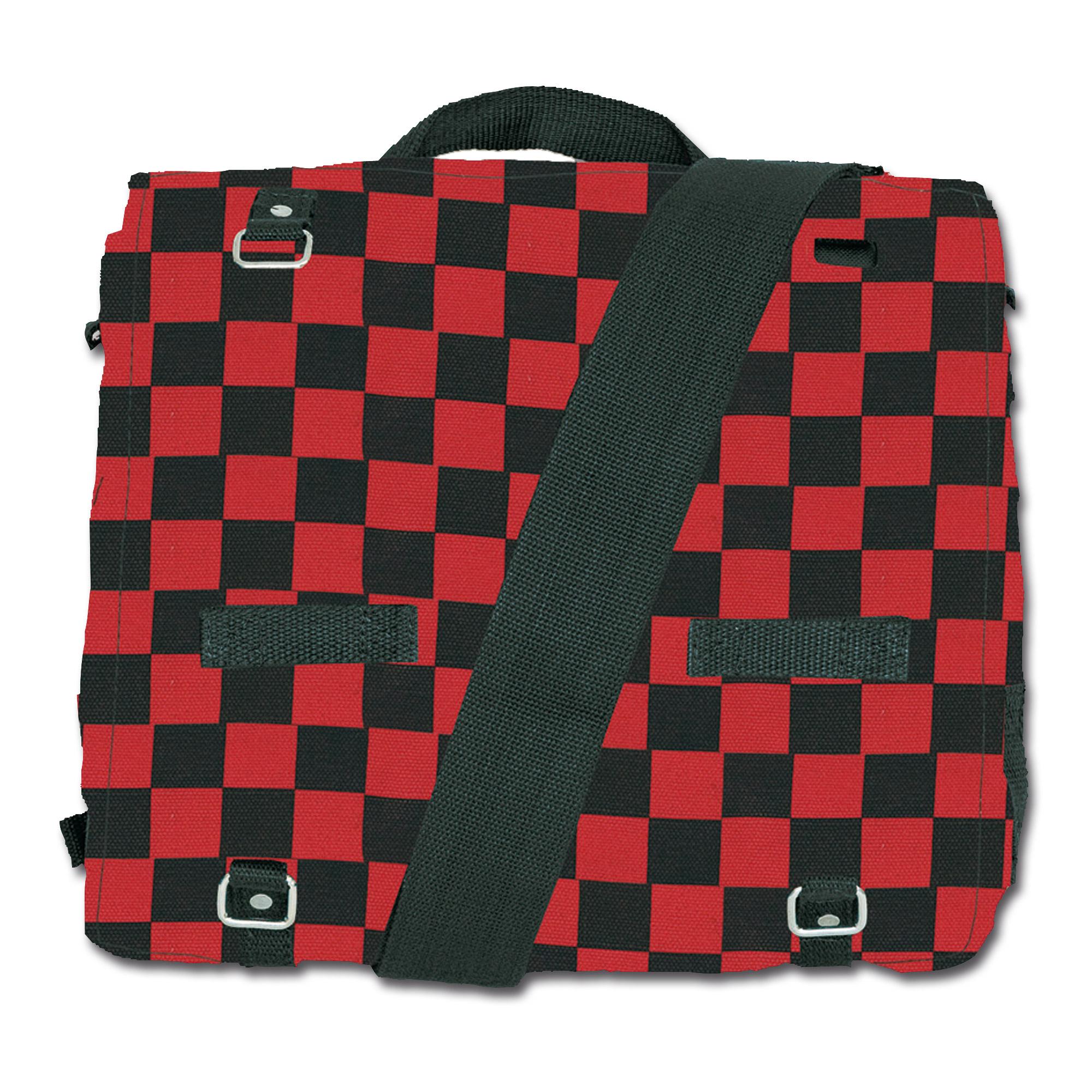 BW Packtasche punk red