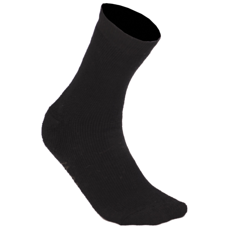Socken Bambus schwarz