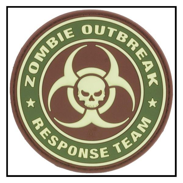 3D-Patch Zombie Outbreak Response Team multicam