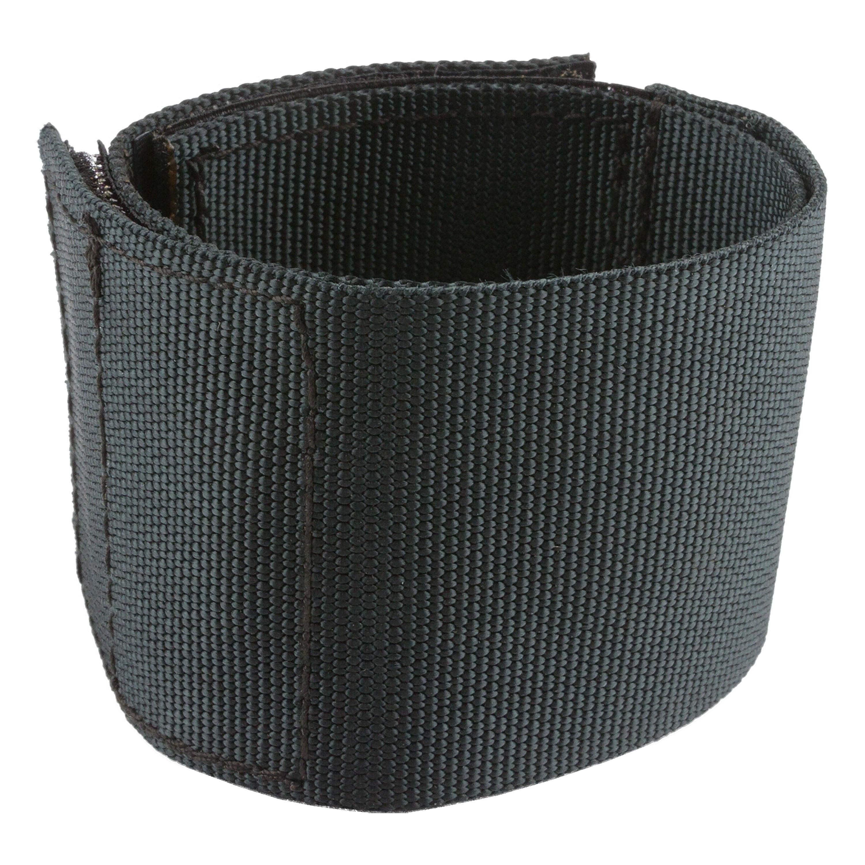 Heim Uhrenarmband Gurtband 23 cm schwarz