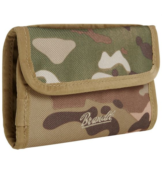 Brandit Geldbörse Wallet Two tactical camo