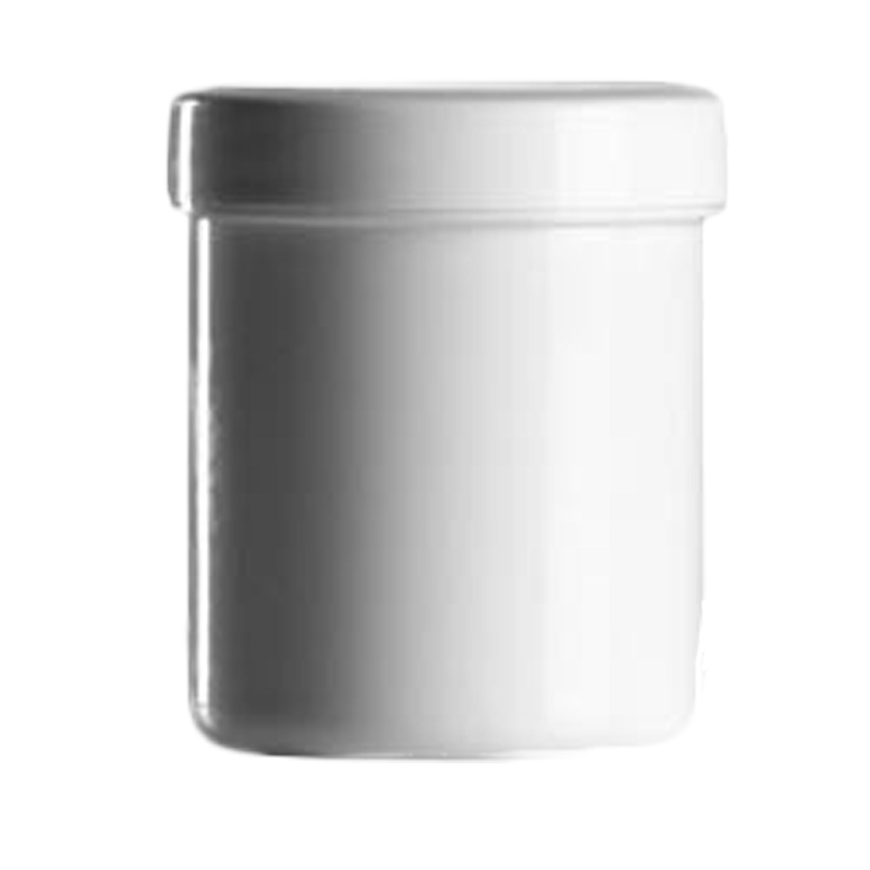Geocaching Behälter 40mm weiß