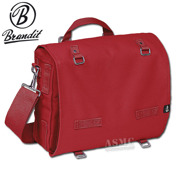 Kampftasche large rot