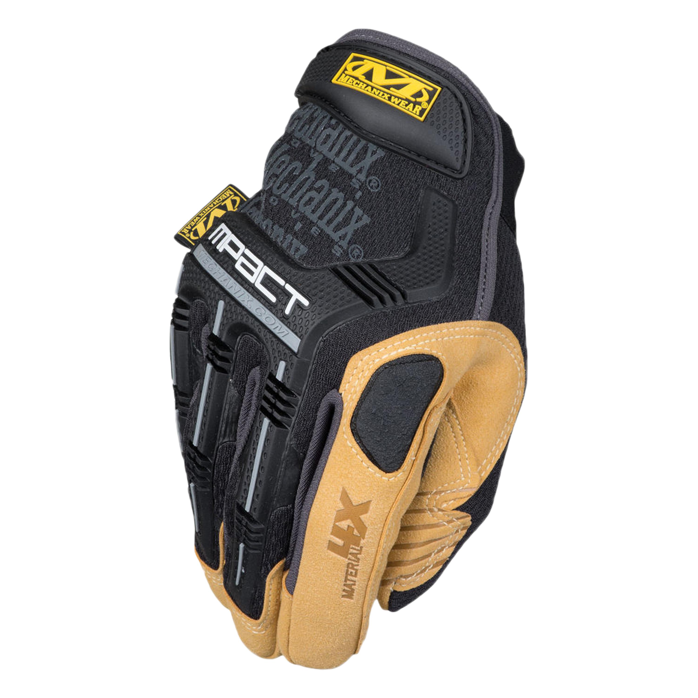 Handschuhe Mechanix M-Pact® 4X schwarz