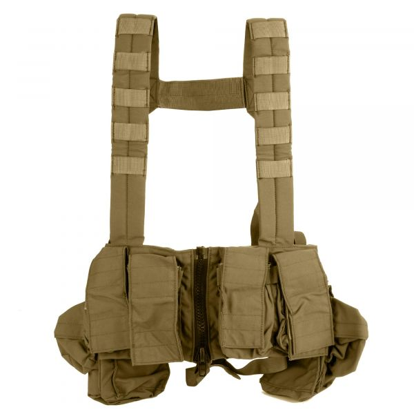 LBX Chest Rig Lock and Load coyote