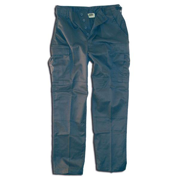 Feldhose BDU Style blau