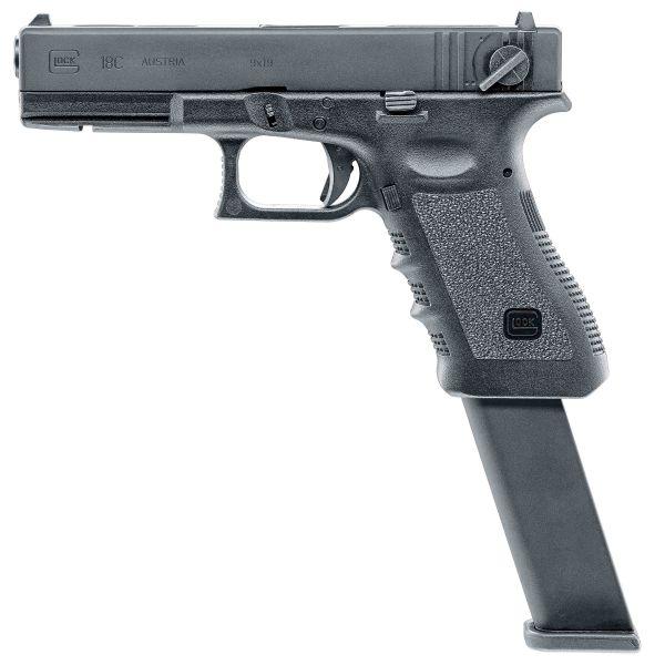 Glock Airsoft Pistole Glock 18C Gen3 1.0 J GBB schwarz