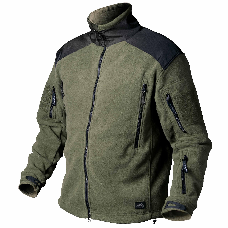 Helikon-Tex Jacke Liberty Jacket Double Fleece olive green