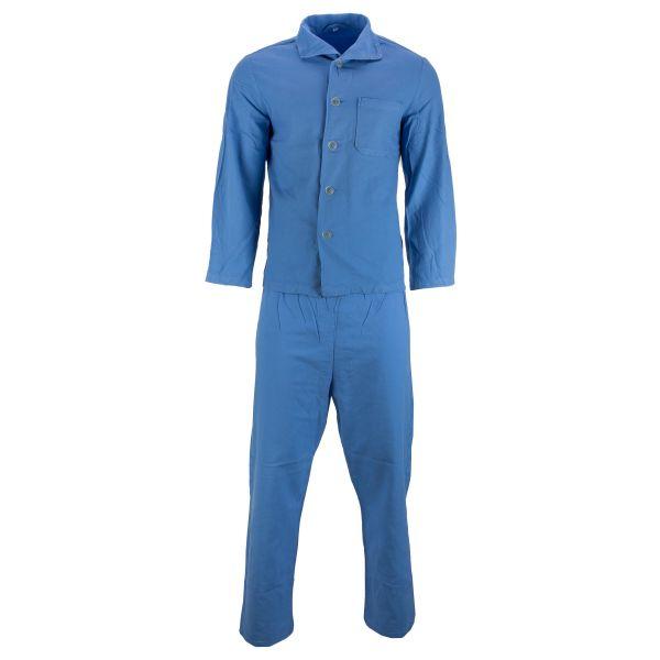 BW Schlafanzug hellblau gebraucht