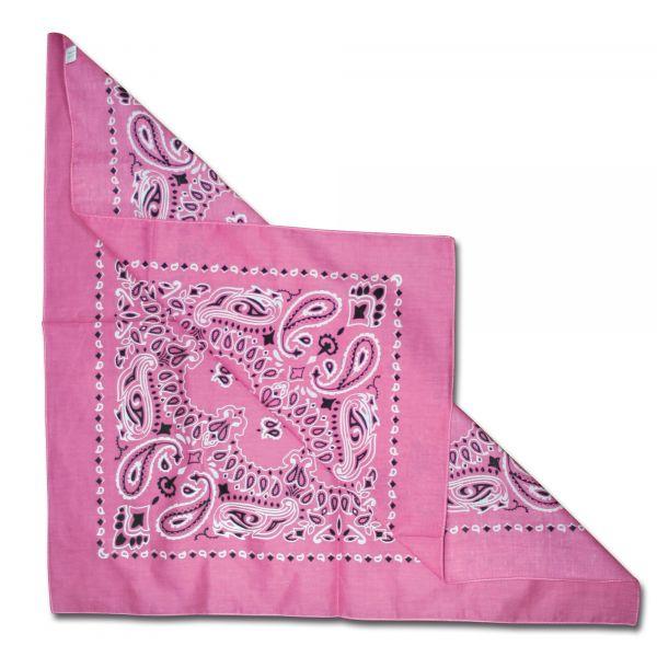 Bandana Rothco Western pink