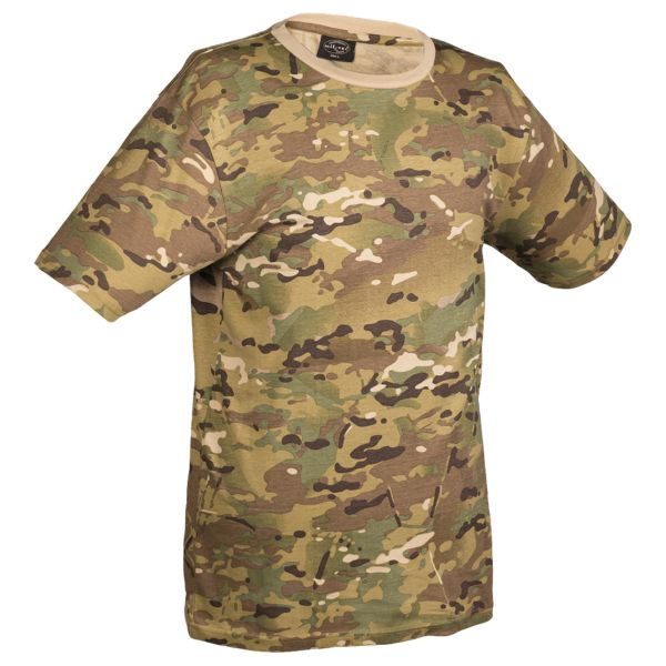 T-Shirt Tarn multitarn