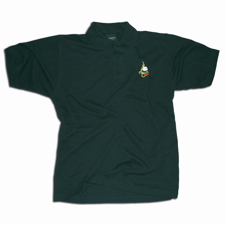Polo-Shirt bestickt mit Légion Etrangère