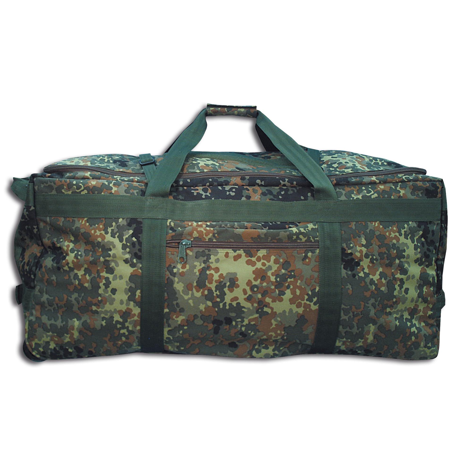 Einsatzreisetasche MMB flecktarn