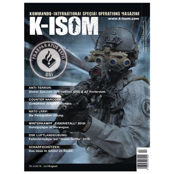 Kommando Magazin K-ISOM Ausgabe 04-2019