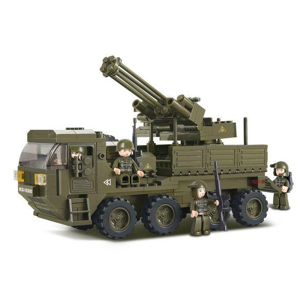 Sluban Schwertransporter M38-B0302