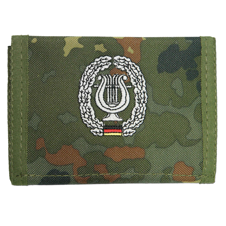 Portemonnaie Musiktruppe