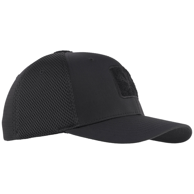LMSGear Cap Flexfit Mesh Hybrid schwarz