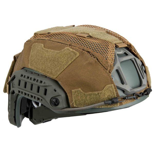 FMA Helmcover Maritime Helmet Multifunctional tan