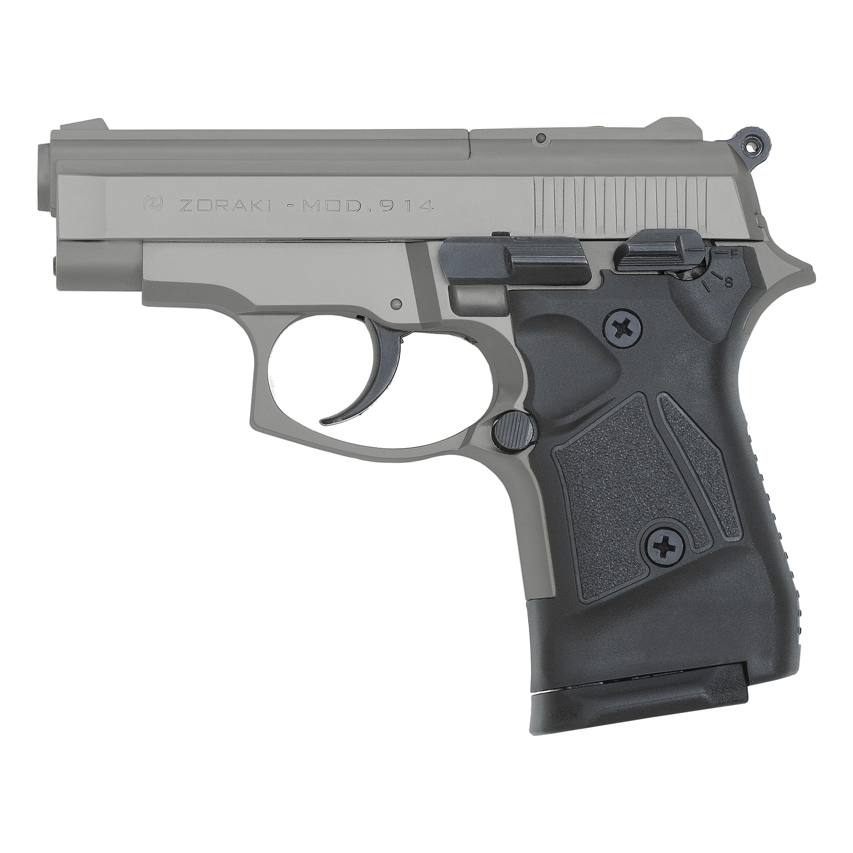 Pistole Zoraki Mod. 914 brüniert titan