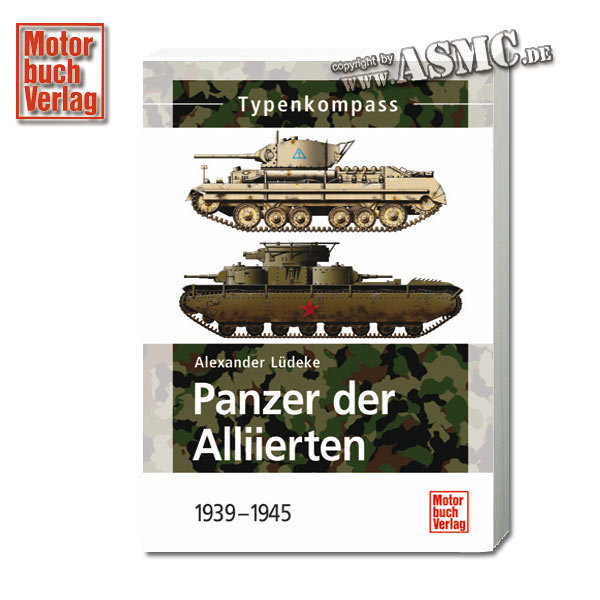Buch Panzer der Alliierten 1939-1945