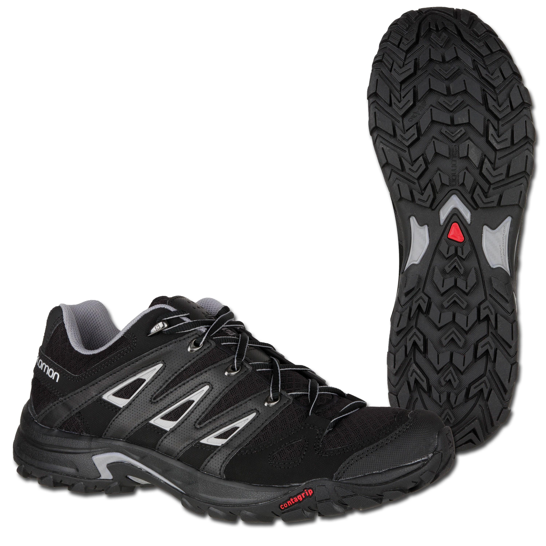 Salomon Schuhe Eskape Aero schwarz