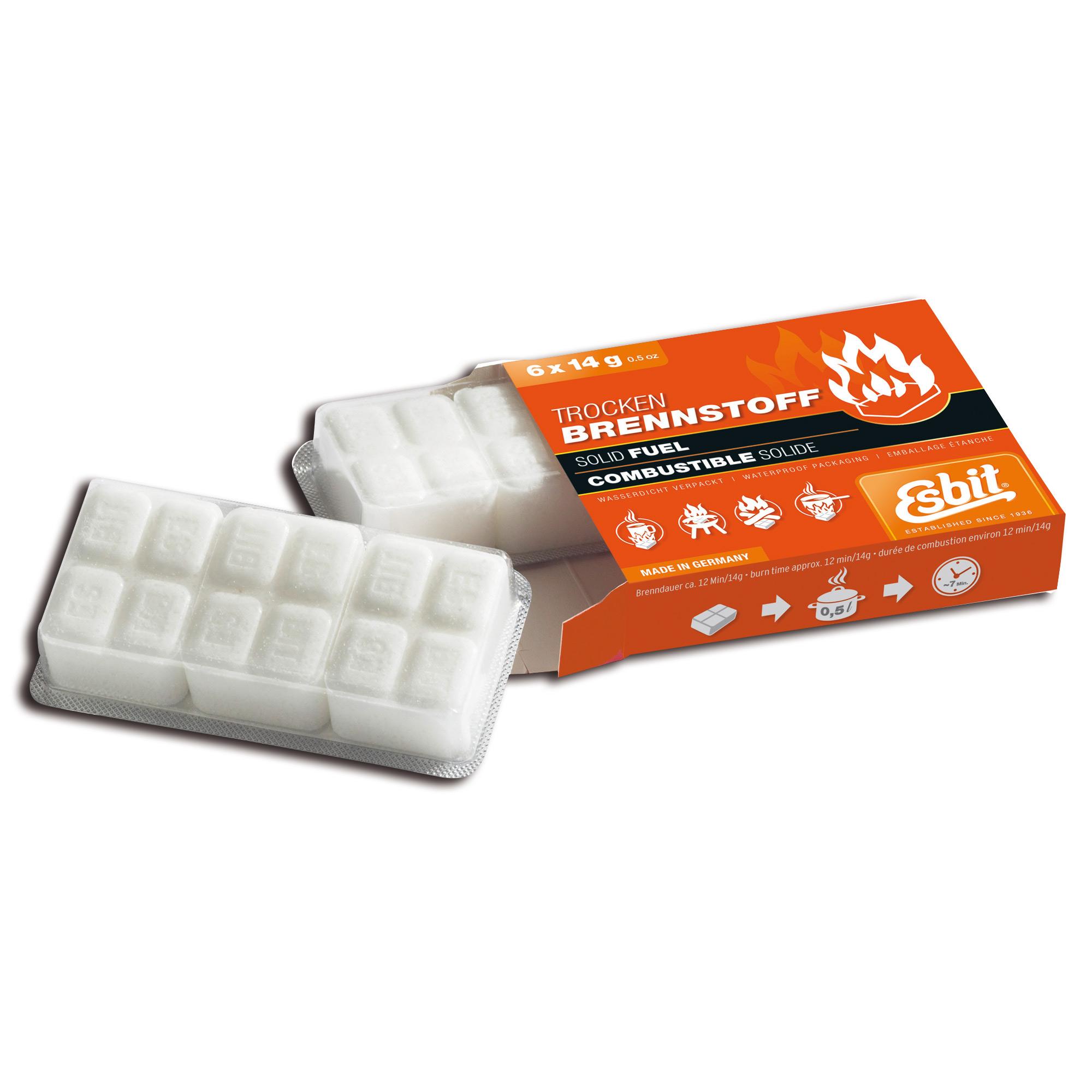 Esbitwürfel klein 6 Tabletten à 14 g