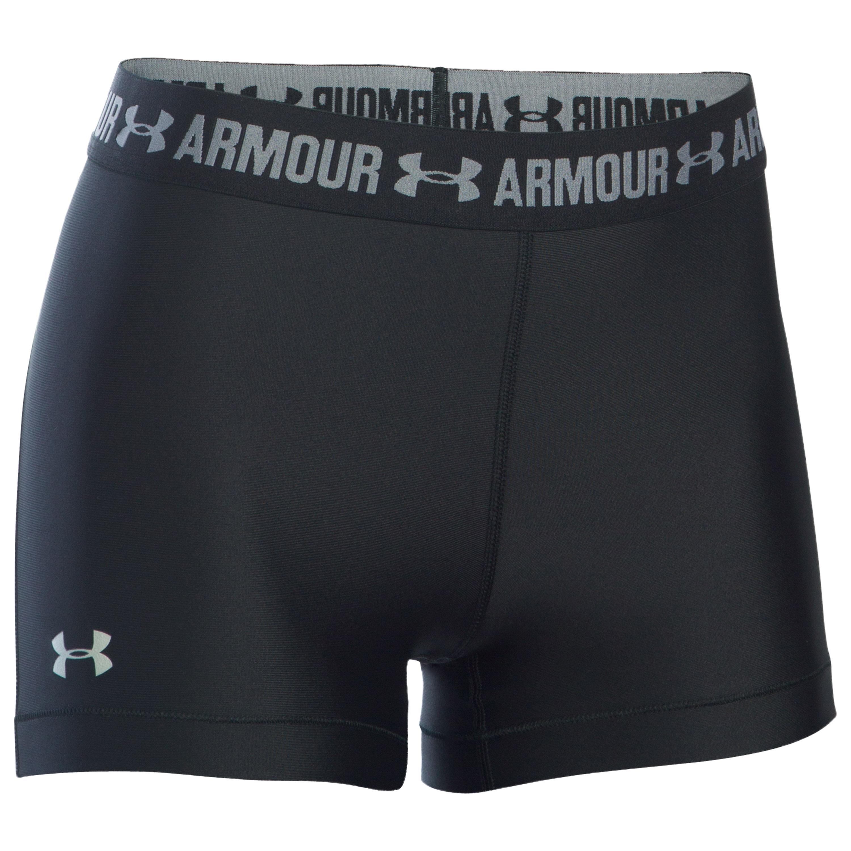 Under Armour Women Shorts HG Armour Shorty schwarz