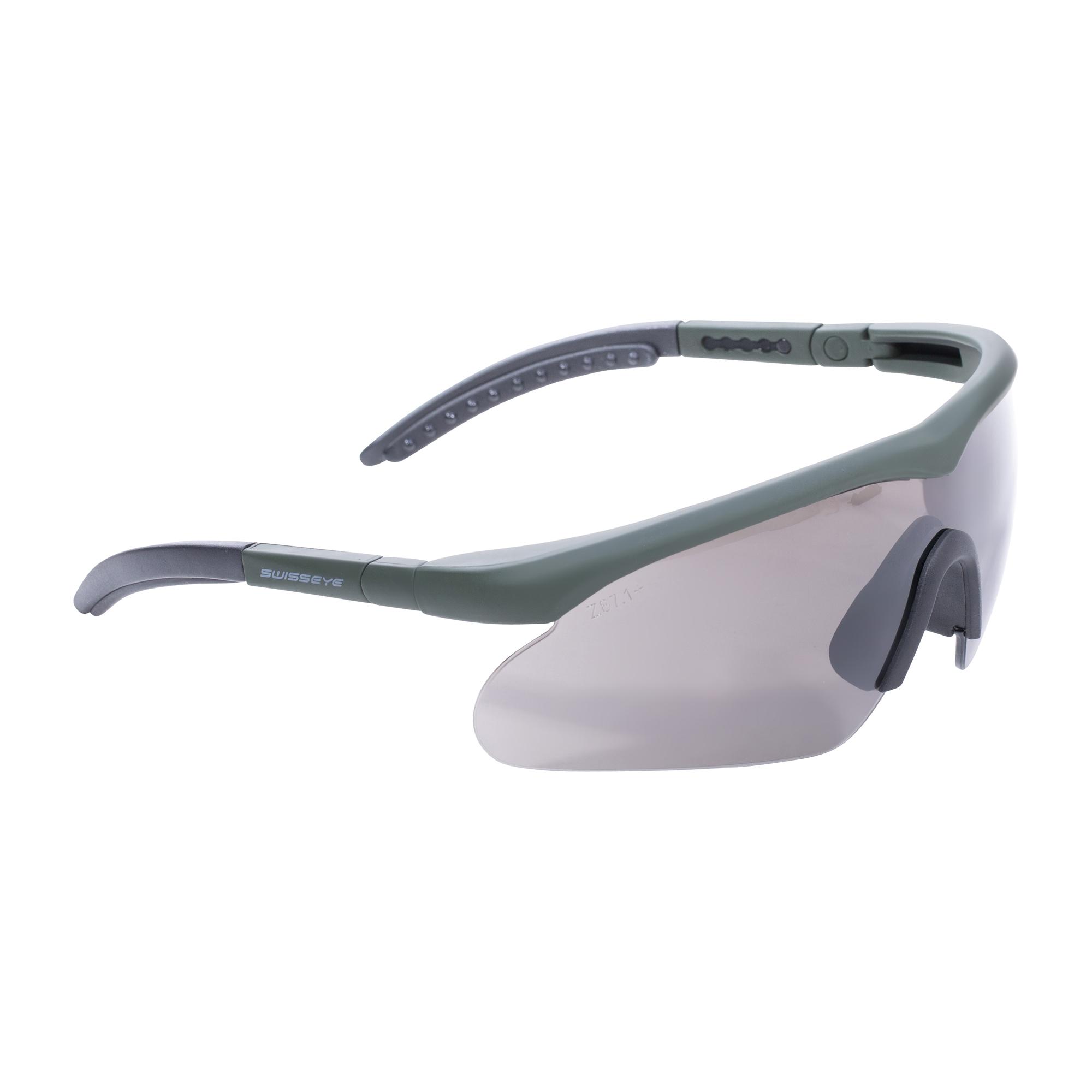 Schutzbrille Swiss Eye Raptor oliv
