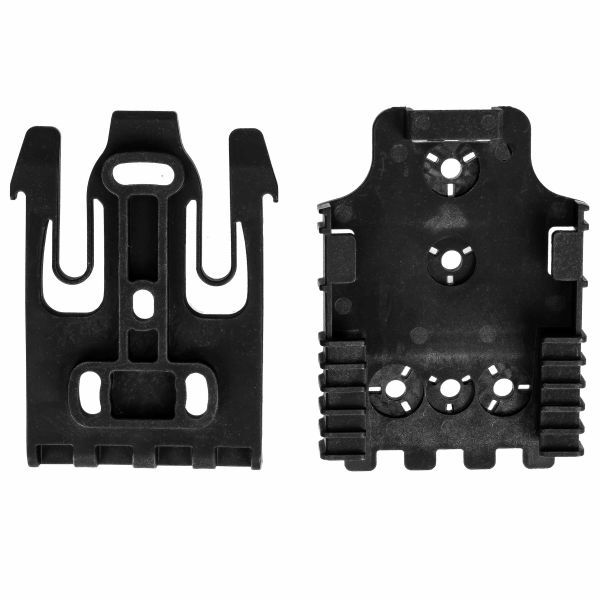 FMA Holsteradapter SL Quick Locking System Kit schwarz