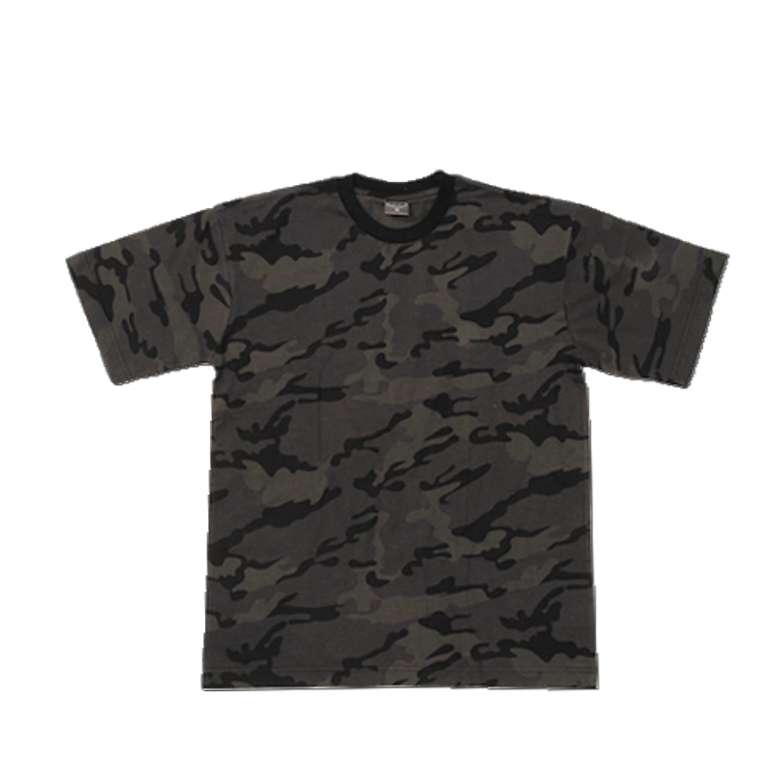 T-Shirt halbarm combat camo